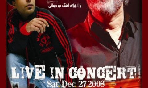 Ebi and Arash live in concert