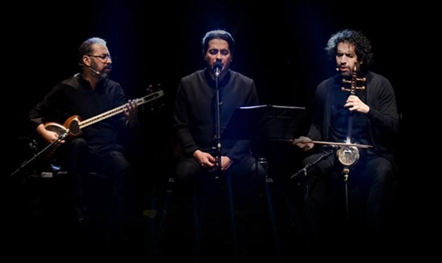 Homayoun Shajarian, Sohrab and Tahmures Pournazeri Concert