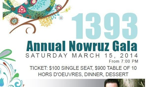 Nowruz 2014 Celebration Gala