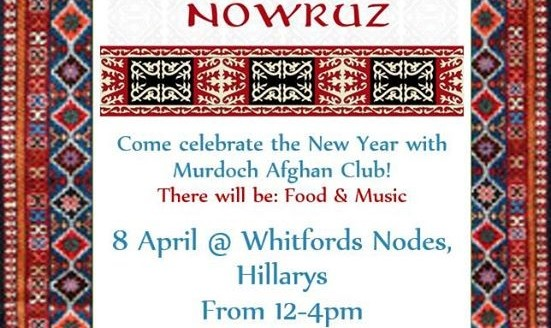 Late Nowruz Celebration