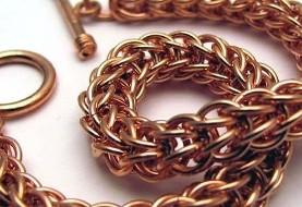 کلاس جواهر سازی، زنجیره سبک ایرانی