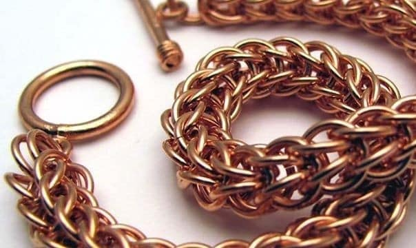 Persian Weave Chainmaille: Jewelry Making Class