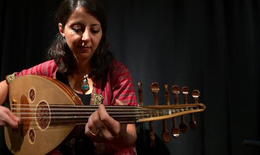 Negar Bouban: Oud Performance