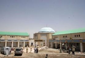 افتتاح مجموعه ورزشی فرهنگی و زورخانه حکیم ابولقاسم فردوسی کابل، افغانستان