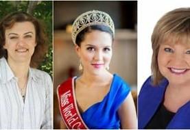جشن روز جهانی زن همراه با آزیتا حدادی، نسرین پژواک و سایر سخنرانان