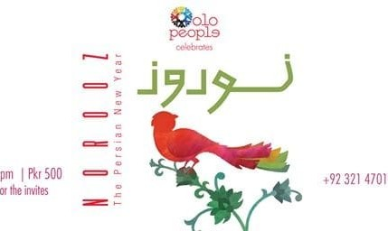 OLO People celebrates Norooz