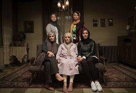 عکس فیگور متفاوت ۵ بازیگر زن ایرانی در یک فیلم