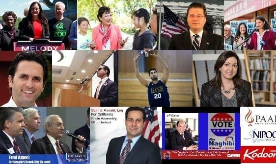 Iranian Americans Win in Elections in California, Washington and ...