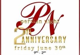 Persian Night with DJ Kamran