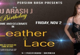 Persian Bash: Leather and Lace