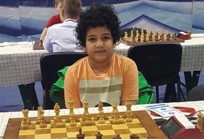 بردیا دانشور قهرمان شطرنج سریع نوجوانان جهان شد