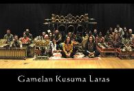 Gamelan Kusuma Laras with I.M. Harjito:  Music & Dance of Java