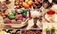 چهارمین جشنواره سالانه سفره سنتی ایرانی در سنترال پارک