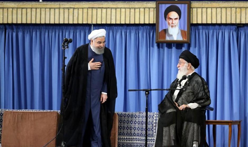 واکنش روحانی به تحریم اموال خارجی رهبر ایران توسط ترامپ: اموال رهبری یک حسینیه و خانه ساده است