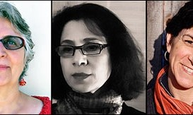Poetry & Peace with Esther Kamkar, Mojdeh Marashi & Persis Karim