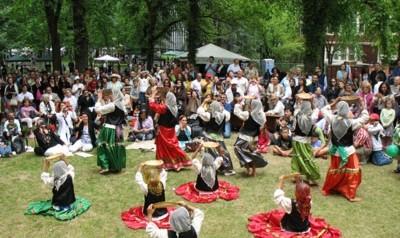 Iranian Festival 2010 in Portland