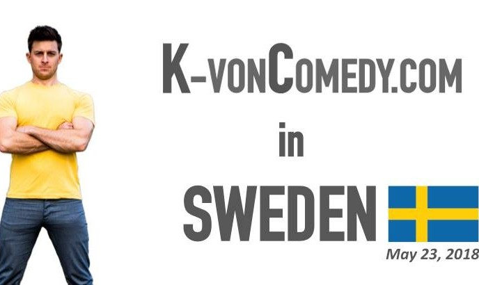 K-von in Sweden: The Most Famous Half-Persian Comedian