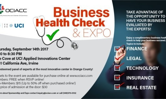 Business Health Check and Expo with OCIACC