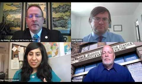 Video: Iranian American State Representative is a Tireless ...
