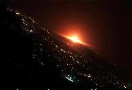 ماجرای شنیده شدن صدای دو انفجار در شرق تهران چیست؟