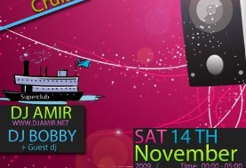 Persian Boat Party