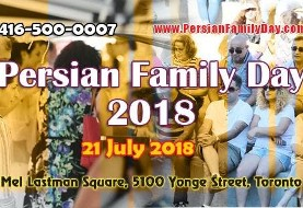 ۷th Persian Family Day ۲۰۱۸