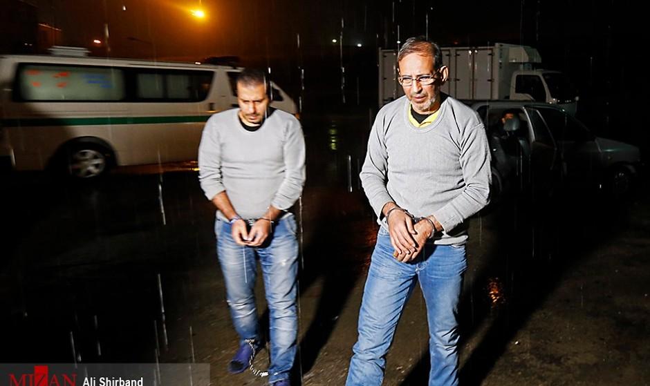وحید مظلومین برای درس عبرت شدن دیگران اعدام شد: تصاویر
