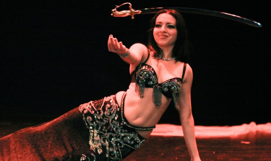 One Thousand and One Night Belly Dance Party