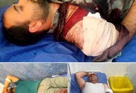 ۳ نگهبان پارک ملی دز خوزستان با رگبار مسلسل جنگی مجروح شدند