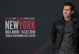 Max Amini Live in New York: Passover Celebration