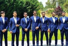 دیلی میل انگلیس تیم ملی ایران را از خوش تیپترین تیمهای جام جهانی خواند که علاقه خانمهای کشورهای دیگر را به فوتبال زیاد کرده اند!