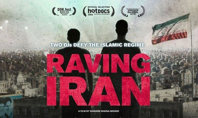 Raving Iran and Q&A