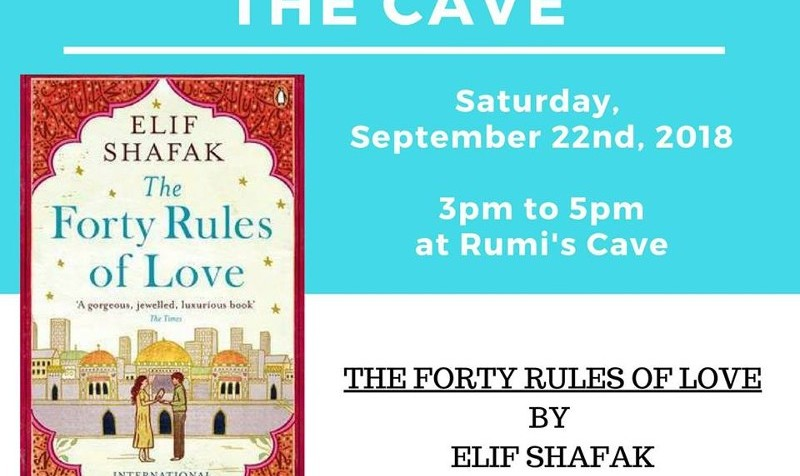 Rumi's Book Club: The Forty Rules of Love by Elif Shafak