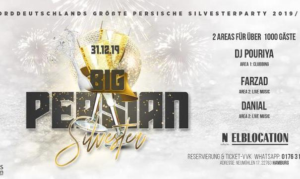 Persian Silvester PARTY