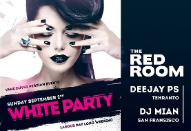 Vancouver Persian WHITE Party