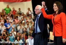 برنی سندرز تنها نامزد انتخاباتی آمریکا که برای اولین بار به جنایات بن سلمان و نتانیاهو اعتراض کرد: نتانیاهو یک