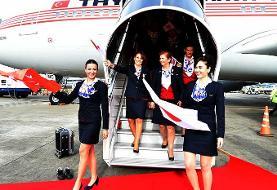 کاهش ۹۵ درصدی پروازها به ترکیه