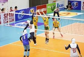 معرفی رقبای والیبال ایران در جام ملتهای آسیا