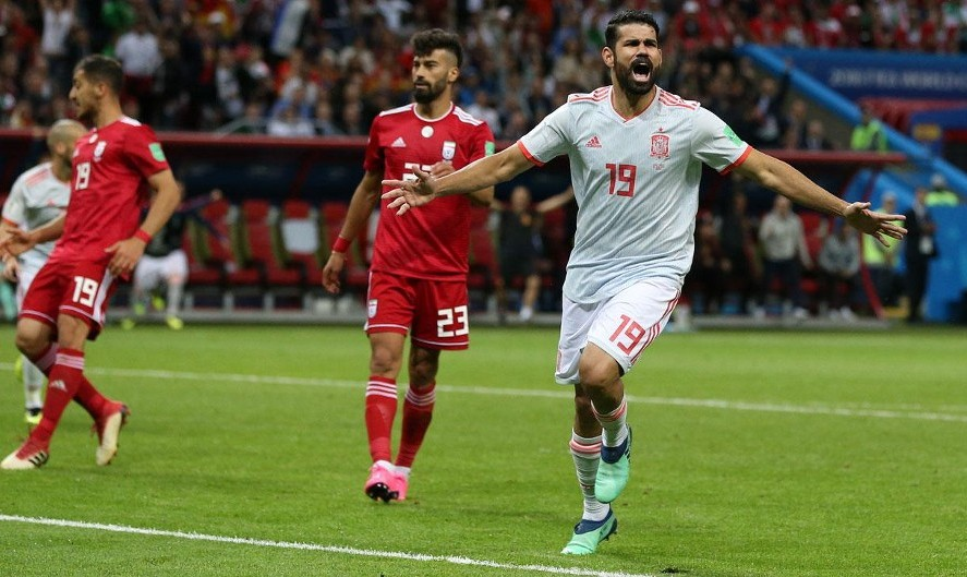 ویدئوی خلاصه دیدار ایران و اسپانیا، پرتغال و مراکش، اروگوئه و عربستان در جام ۲۰۱۸