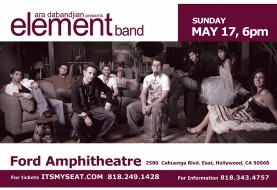 Element Band, Live in Concert