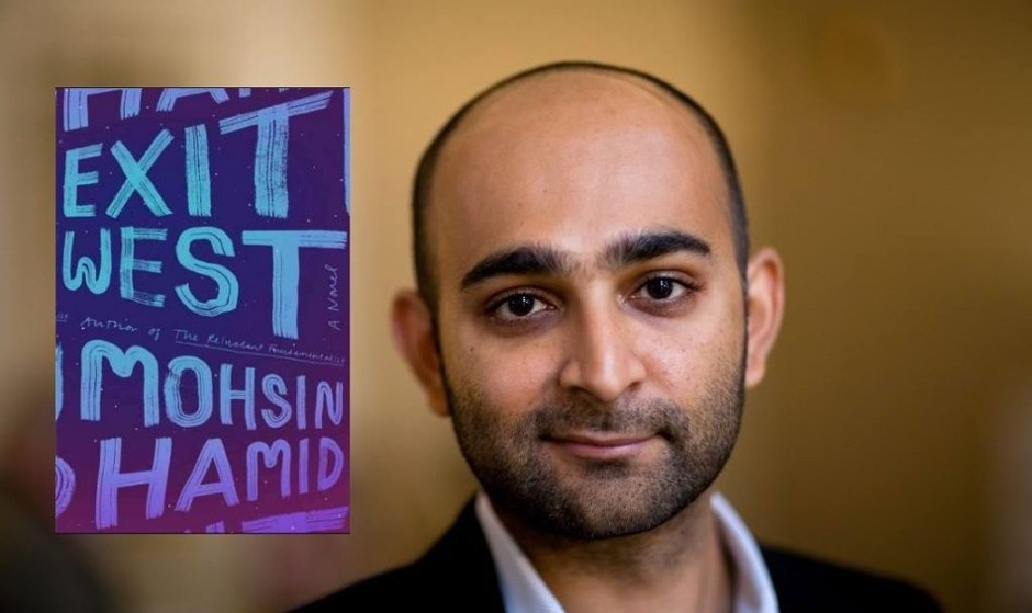 Mohsin Hamid on Migration, Magic and Exit West