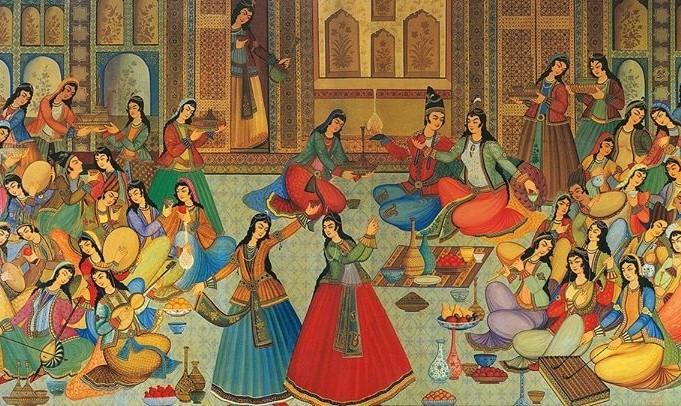 Iransk musik konsert