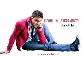 K-von in Sacramento: The Most Famous Half-Persian Comedian