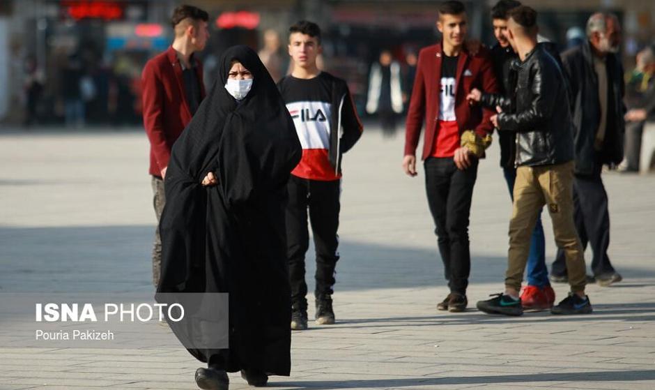 ایران سرانجام در تولید پارچه چادر مشکی به خودکفایی رسید