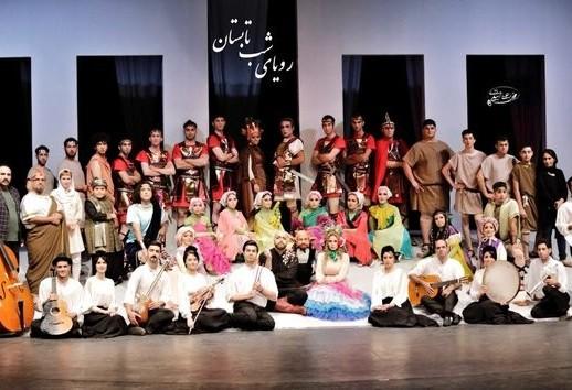 این ویدیوی جنجالی منجر به دستگیری کارگردان نسخه فارسی نمایش مشهور ...