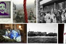 Urban Mapping: Public Space Through the Lens of Contemporary Iranian Artists