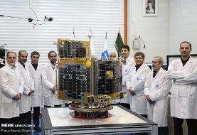 آذری جهرمی: ماهوارههای ظفر ۱ و ۲ امروز راهی پایگاه فضایی میشوند