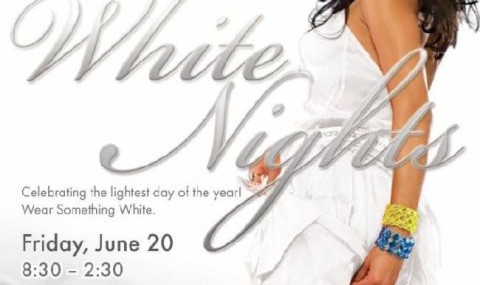 A Mega International Party: WHITE NIGHTS