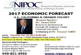 Dr. James Doti: ۲۰۱۷ Economic Forecast
