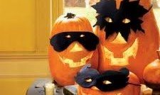 Children Halloween Party at  IAB